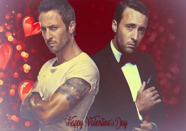 alex o'loughlin valentines day fanart