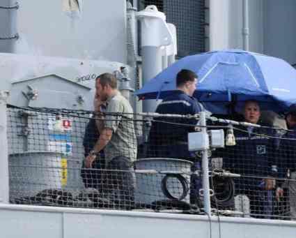 alex o'loughlin at Pearl Harbor