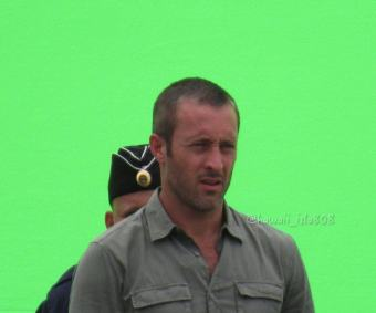 Hawaii Five 0 behind the scenes