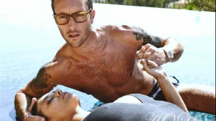 More Unpublished Photoshoot Photos of Alex O'Loughlin