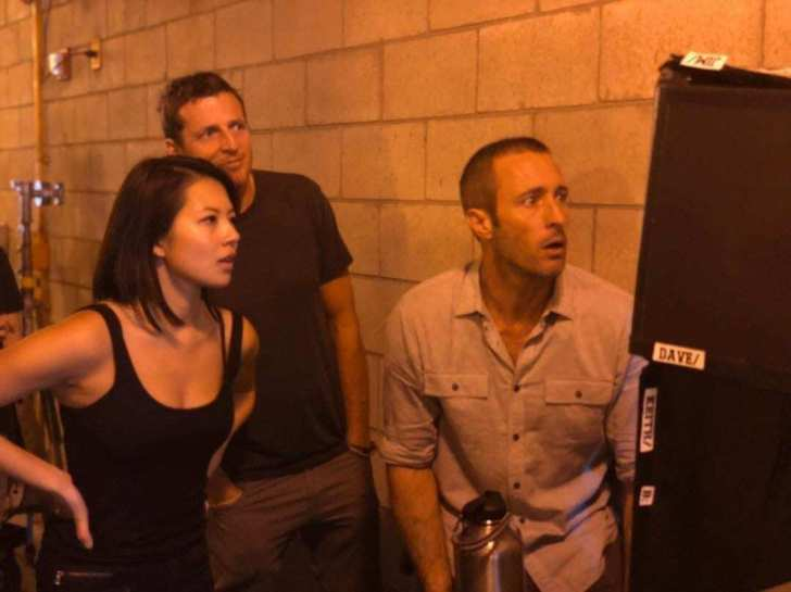 alex o'loughlin and chriistine ko