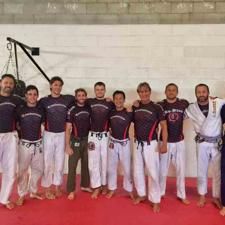 Alex O'Loughlin brazilian jiu jitso
