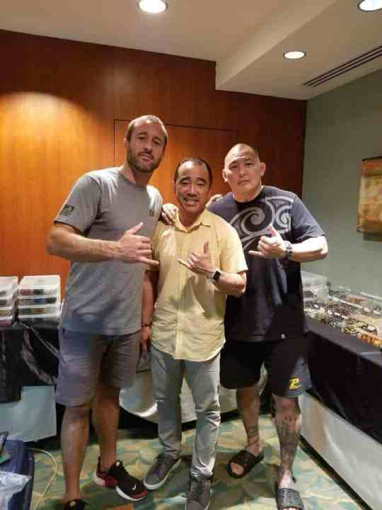 enson inoue and alex o'loughlin