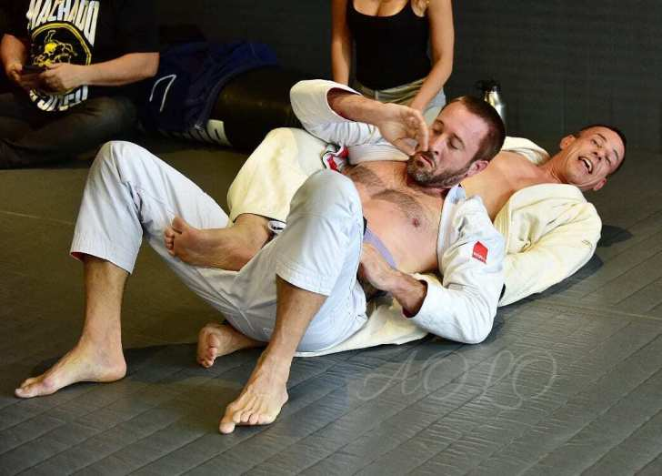 Alex O'Loughlin at Beverly Hills Academy