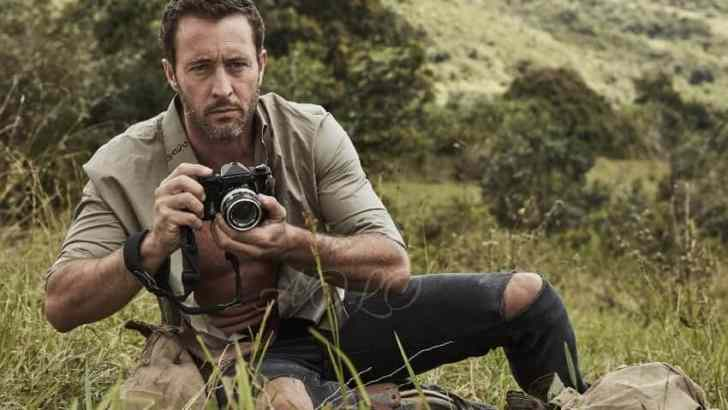 Alex O'Loughlin- Camera Day