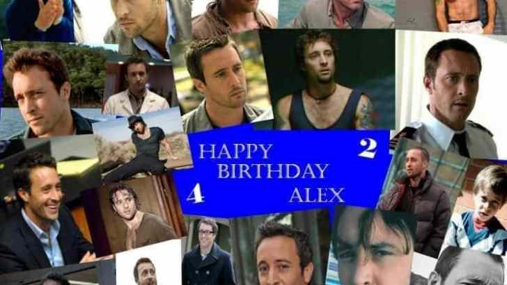Happy Birthday Alex!!