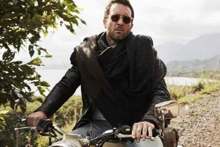 alex o'loughlin CBS Watch photoshoot