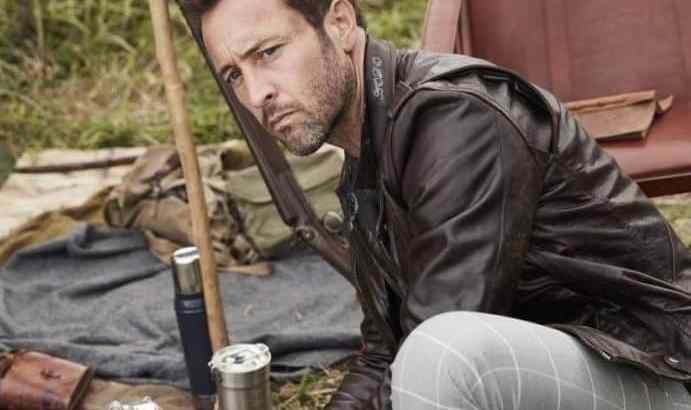 Alex O'Loughlin- Starting 2019 Off Right With Some More Unpublished Photos