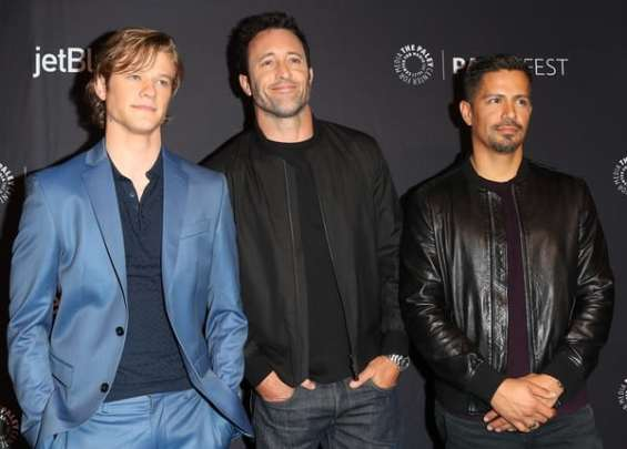 Alex+O+Loughlin+Lucas+Till+Paley+Center+Media