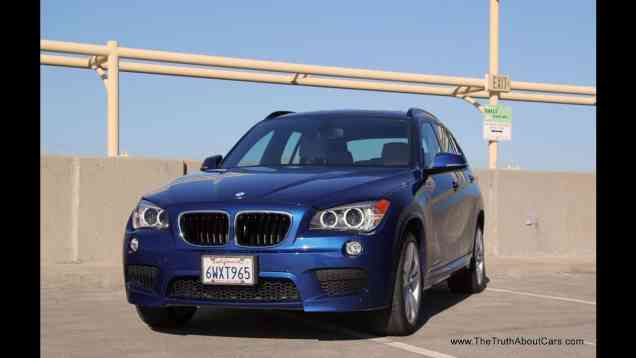 2013 BMW X1 xDrive28i Review and Road Test