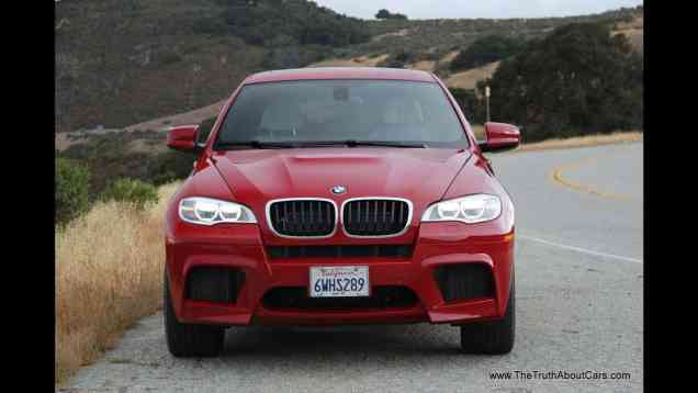 2013 BMW X6M Review and Road Test