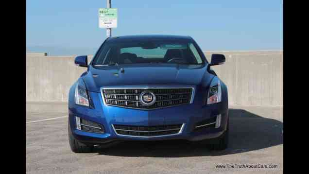 2013 Cadillac ATS 3.6 AWD Road Test & Review (with CUE review)