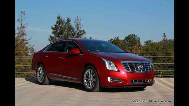 2013 Cadillac XTS Review including an in-depth look at CUE