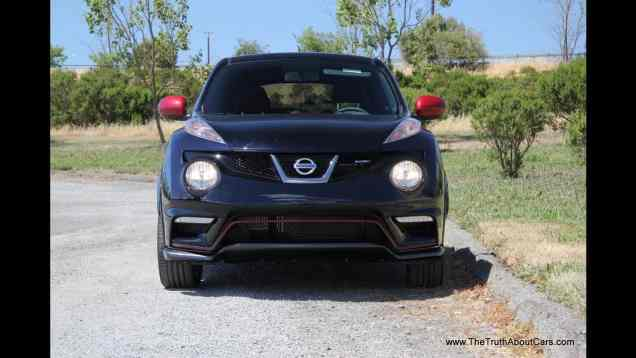 2013 Nissan Juke Nismo Review and Road Test