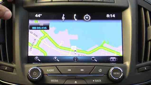 2014 Buick Regal GS IntelliLink Infotainment Review