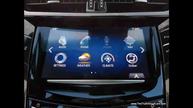 2014 Cadillac CTS Infotainment Review – Cadillac CUE