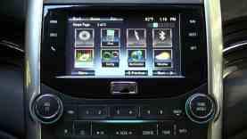 2014 Chevrolet Malibu MyLink Infotanment Review