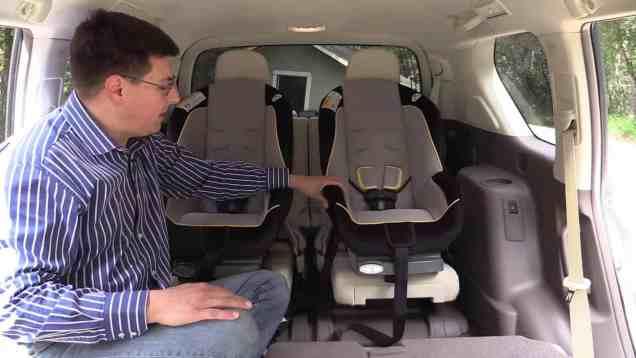 2014 Lexus GX 460 Child Seat Review
