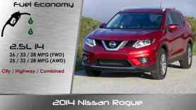 2014 Nissan Rogue Detailed Review and Road Test