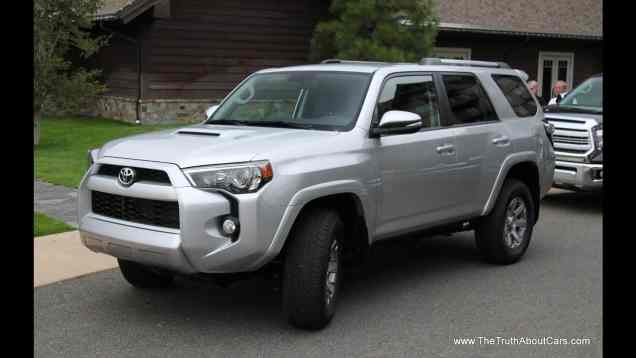 2014 Toyota 4Runner Review and Road Test with EnTune Infotainment