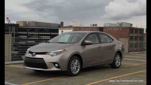 2014 Toyota Corolla Review and Road Test