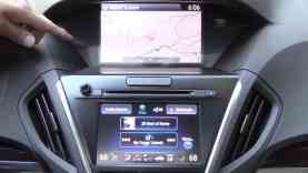 2015 Acura MDX Navigation and Infotainment System Review