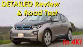 2015 BMW i3 Range Extender DETAILED Review and Road Test