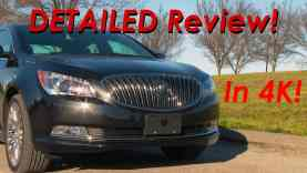2015 Buick LaCrosse DETAILED Review and Road Test