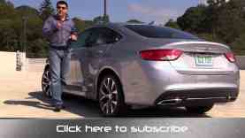 2015 Chrysler 200 C Detailed Review and Road Test Part 2 of 2