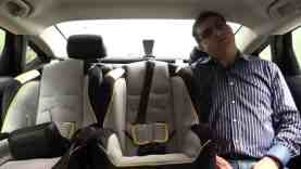 2015 Chrysler 200 Child Seat Review