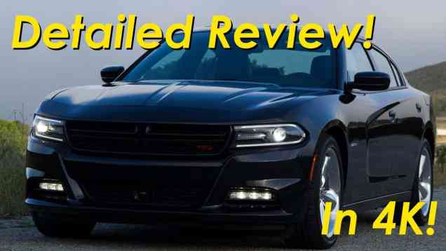 2015 Dodge Charger R/T Road and Track Review