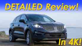 2015 Lincoln MKC 2.3L Ecoboost Review
