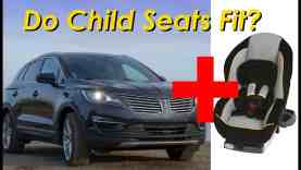 2015 Lincoln MKC Child Seat Review