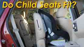 2015 Nissan Pathfinder / Infiniti QX60 Child Seat Review – In 4K
