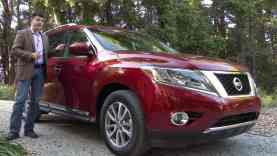 2015 Nissan Pathfinder Preview – In 4K