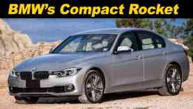 2016 BMW 340i and 3-Series Review