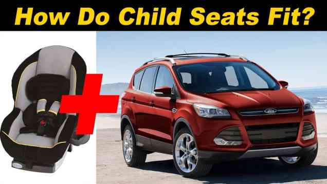 2016 Ford Escape Child Seat Review