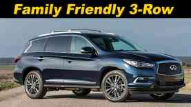 2016 Infiniti QX60 Crossover First Drive