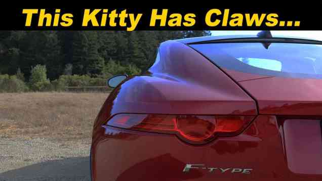 2016 Jaguar F-Type S Review (With Manual Transmission!)