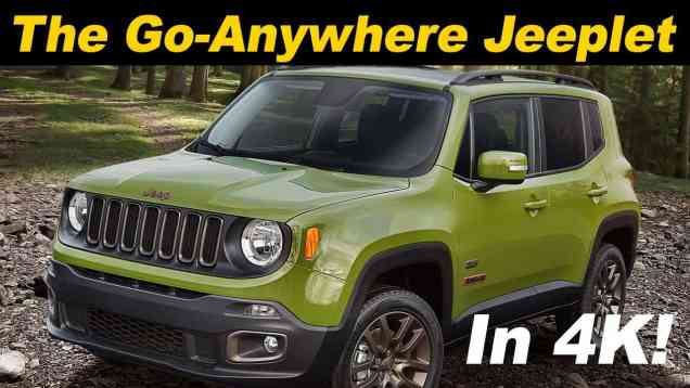 2016 Jeep Renegade Limited 4×4 Review