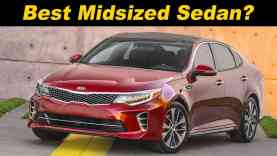 2016 Kia Optima Review