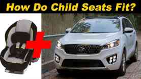 2016 Kia Sorento Child Seat Review
