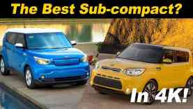 2016 Kia Soul & Soul EV Review