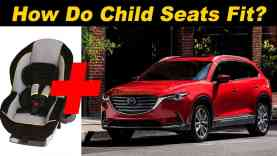 2016 Mazda CX-9 Child Seat Review