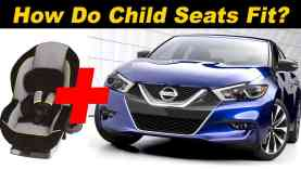 2016 Nissan Maxima Child Seat Review