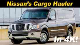 2016 Nissan NV Cargo Van Review