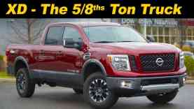 2016 Nissan Titan XD Review