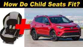 2016 Toyota RAV4 Child Seat Review