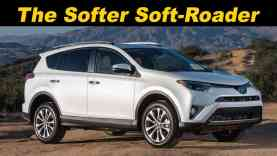 2016 Toyota RAV4 Review