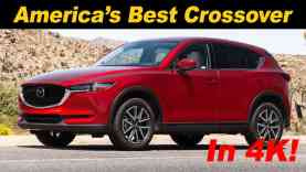 2017 / 2018 Mazda CX-5 Review